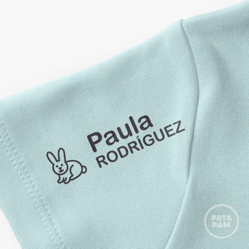 Modelo-Conejo-patapam-sellos-para-marcar-ropa
