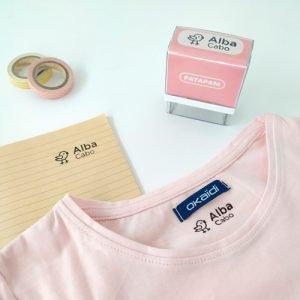 Sellos-marcar-ropa-patapam-rosa