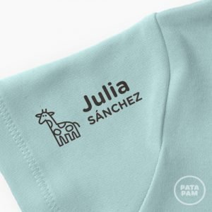 Sellos-para-marcar-ropa-modelo-jirafa